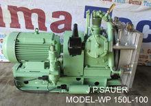 1996 J.P.SAUER WP 150L-100-SR.N