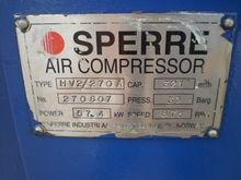 SPERRE HV2/270A SR.NO-270607