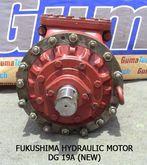 2007 FUKUSHIMA HYDRAULIC MOTOR