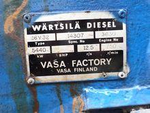 Used WARTSILA DIESEL