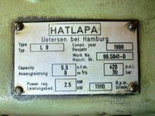 1999 HATLAPA L 9