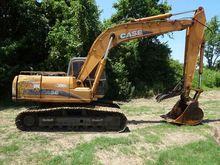 2005 CASE CX160