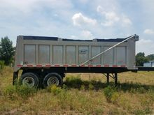2006 EAST Dump Trailers - End