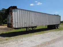1972 GINDY Chipper Trailers