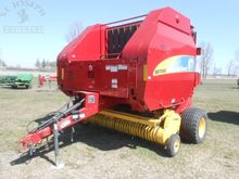 Used NH Holland BR70