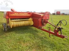 Used NH Holland 316