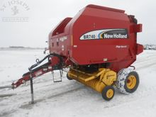 2007 NH New Holland BR740A