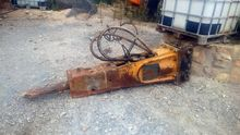 Hydraulic Hammer : MARTILLO HID