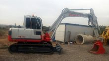 2005 Takeuchi TB 175 Mini digge