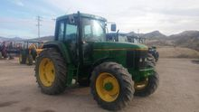1996 John Deere 6800 Farm Tract
