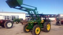 1990 John Deere 2040-PALA Farm