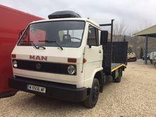 Used 1992 Man 1215.8