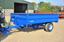 Warwick 3.5 T Tipping Trailer (
