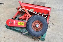 Weaving cultivator mounted smal