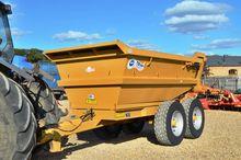Thompson TD14 dump trailer (908