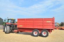 Ruscon 14T Grain Trailer (9172)