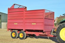 Marshall 8T Grain Trailer (9328