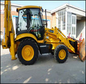 JCB TERNA FOR SNOW CLEARING
