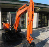 Used HITACHI ZAXIS 3