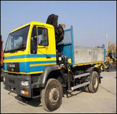 Used MAN LE280 WITH