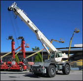 Used TEREX A600 in I