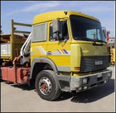 IVECO 240.36 WITH GRUN STERN