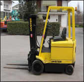 Used HYSTER E2.50 XM
