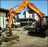 Used HITACHI ZX110 i