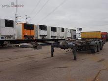 Semitrailer container RAVENS