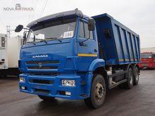 KAMAZ 6520-43