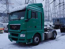 Used MAN TGX 18.400