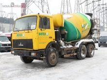 2012 69394S concrete mixer truc