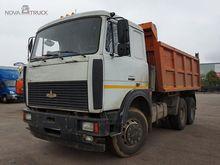 Used 2008 MAZ 551633