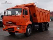 Used KAMAZ 6520