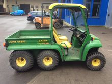 used 6x4 diesel gator diesel for sale john deere equipment more machinio. Black Bedroom Furniture Sets. Home Design Ideas
