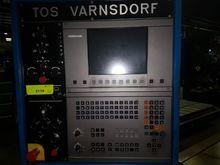 CNC TOS WHQ 13 CNC milling mach