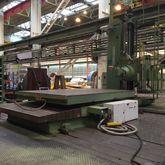 Used CNC boring mach