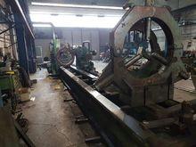 Used CNC lathe Tacch