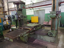 Boring machine Union BFT 90/3