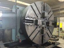 Lathe CNC Poreba TCE 1000
