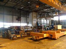 CNC boring Skoda W 160