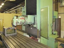 Bed milling machine Correa