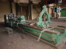 Used Lathe Poreba TC