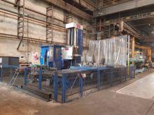 CNC TOS WHN 13 CNC milling mach