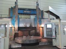 Lathe CNC Rafamet KCF 350