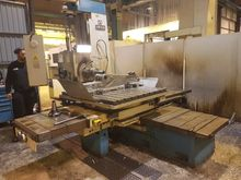 Union BFT 90/5 boring machine