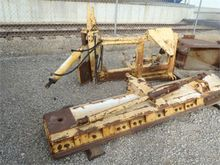 Used Plow 10' Wide i
