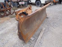 Snow Plow 11' Wide