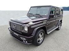 1999 MERCEDES-BENZ G 500 / L