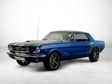 1966 FORD (USA) Mustang / 302